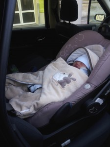 Siège auto Pebble de Bébé Confort, compatible avec la Bugaboo Bee+