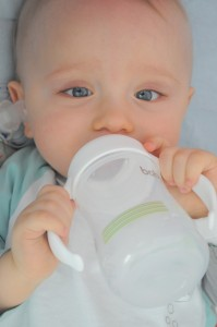 test Biberon Bioteet de Babymoov