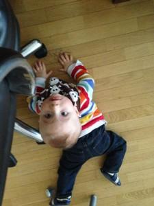 travailler à domicile avec bébé