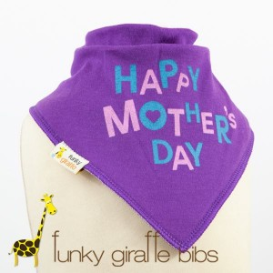 bavoir bandanas mother's day