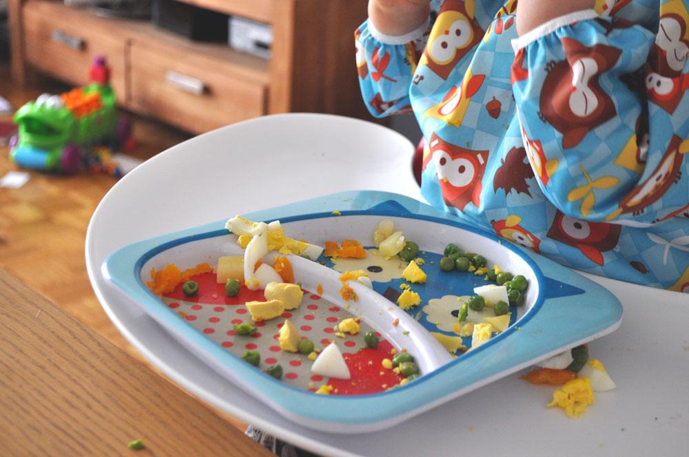 finger food, DME, diversification menée par l'enfant