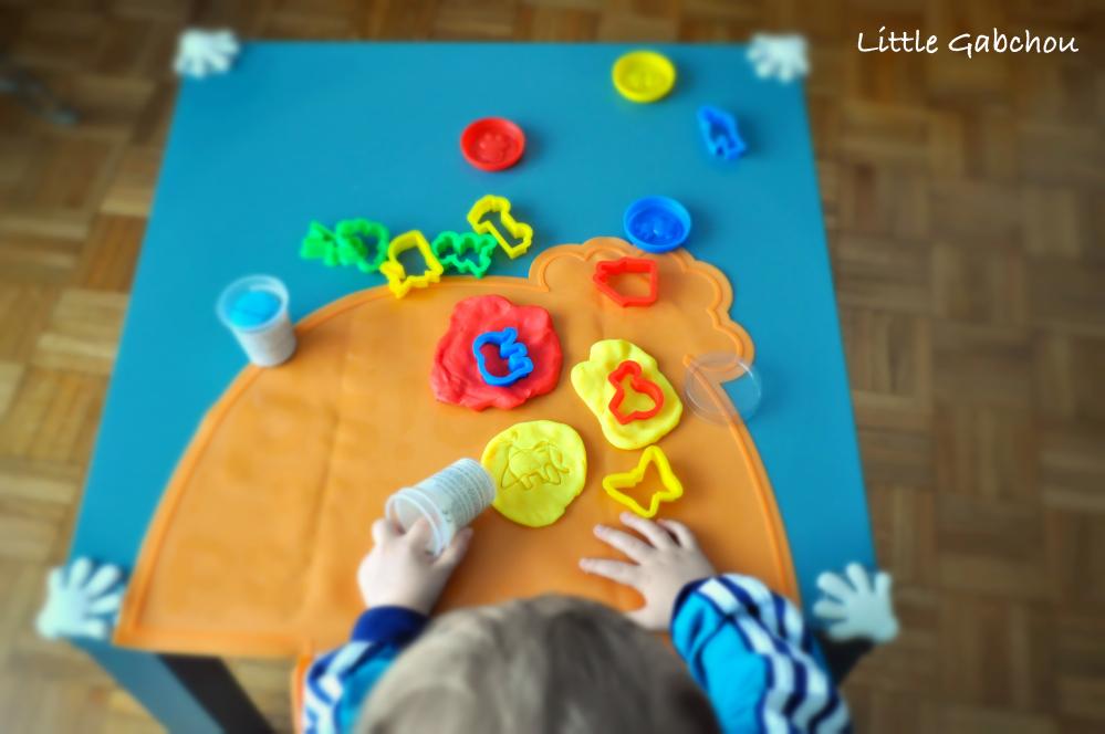 set table repas bébé Mastrad baby