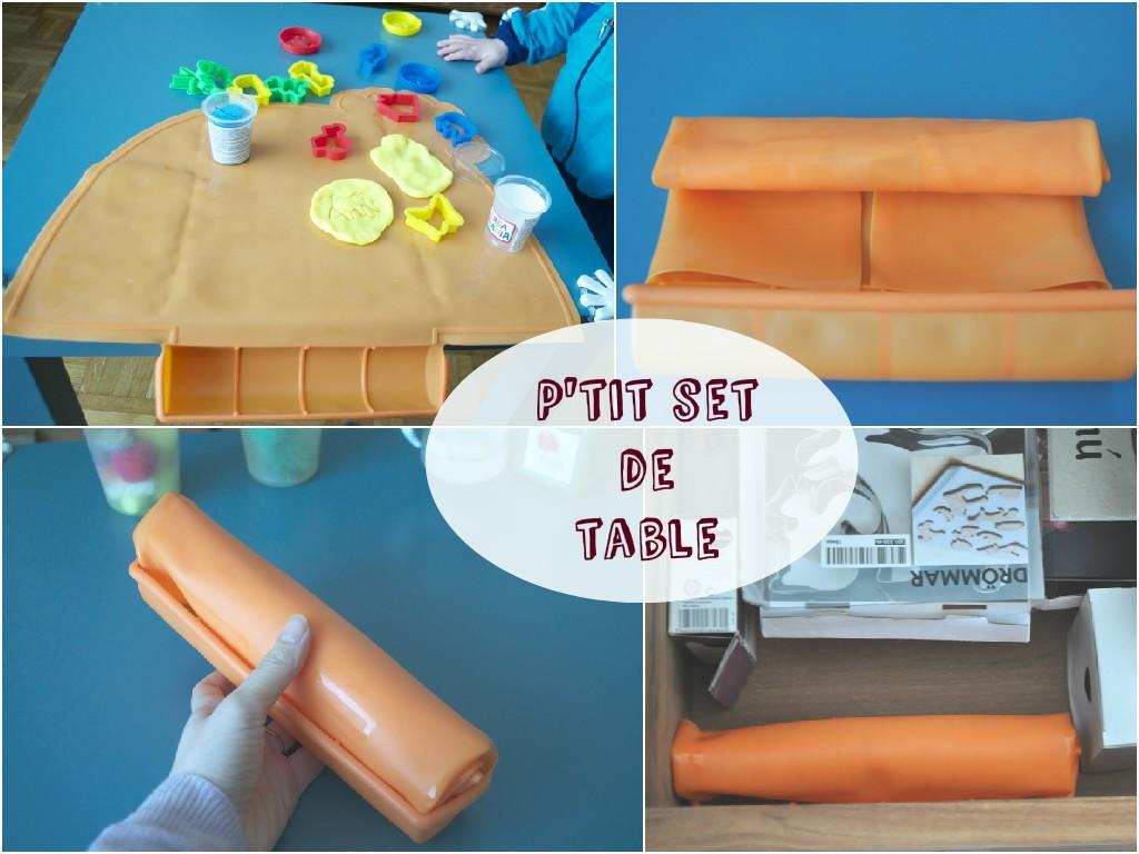 set de table Mastrad Baby accessoire de repas test