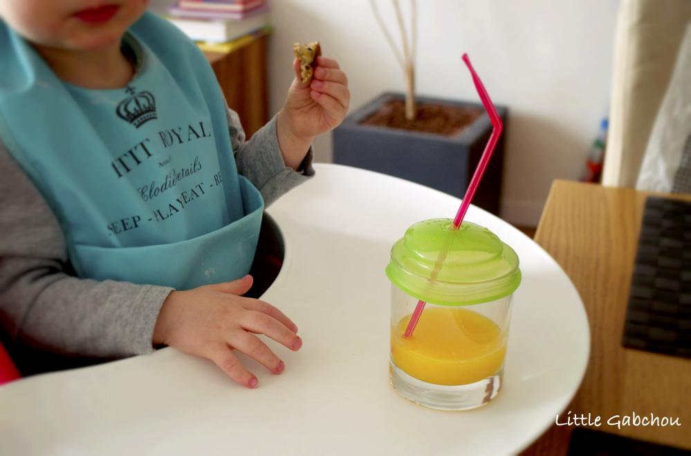 capuchon Mastrad baby paille tasse apprentissage