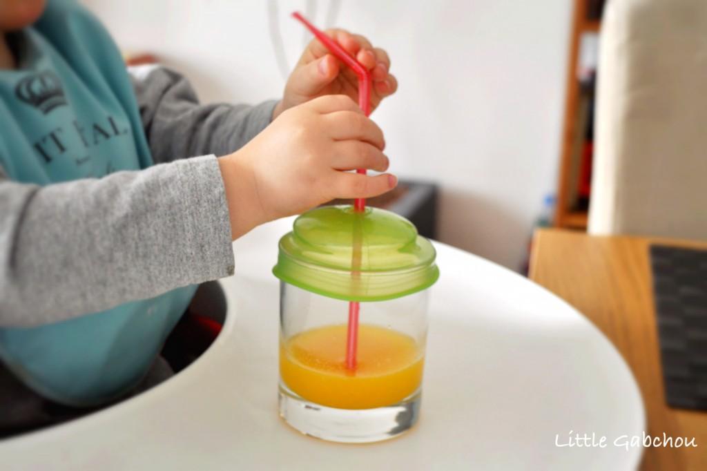 capuchon Mastrad Baby tasse d'apprentissage bébé