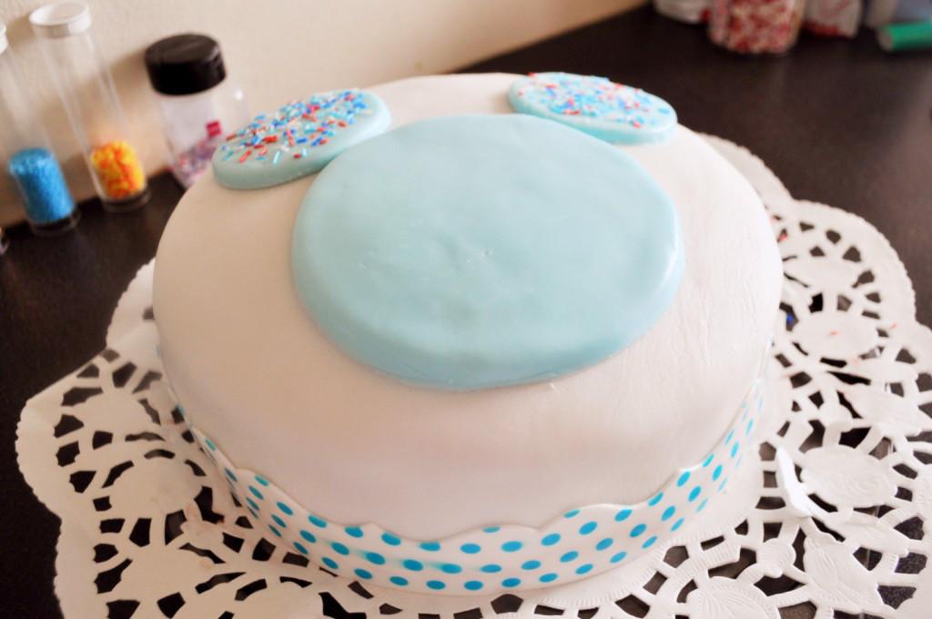Funfetti Cake Le Gateau D Anniversaire Facile Et Colore