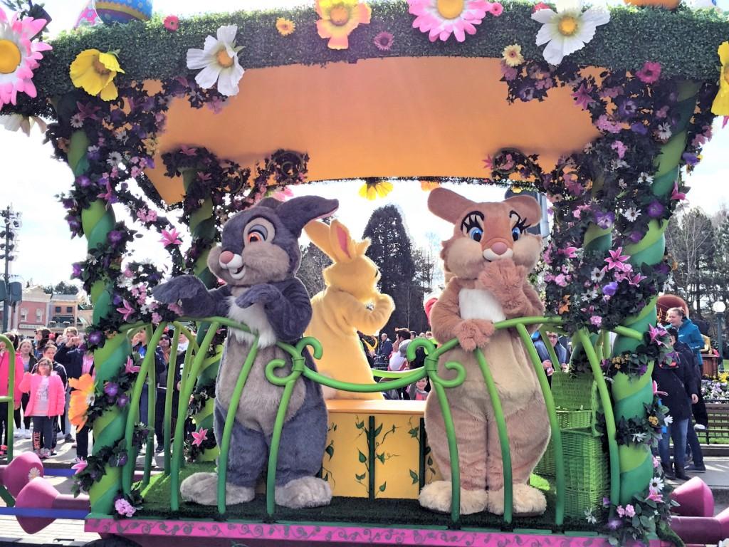 parade bunny