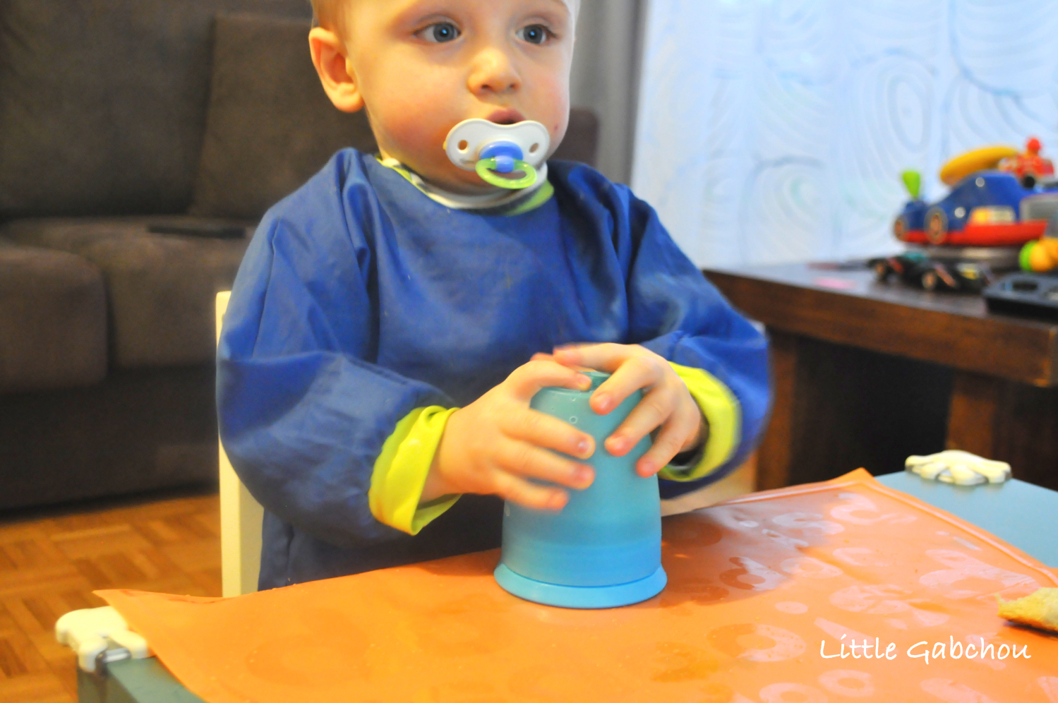 tasse apprentissage Nutree Visiomed Baby test