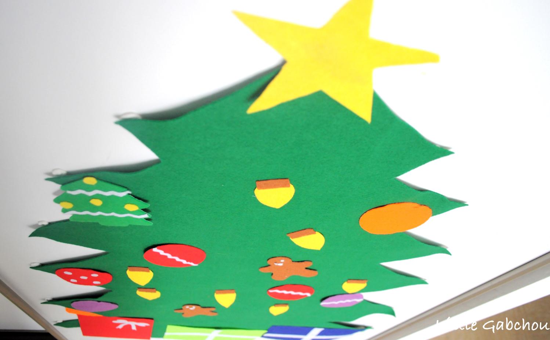 Fabriquer Deco Noel En Feutrine diy: le sapin de noël jouet en feutrine