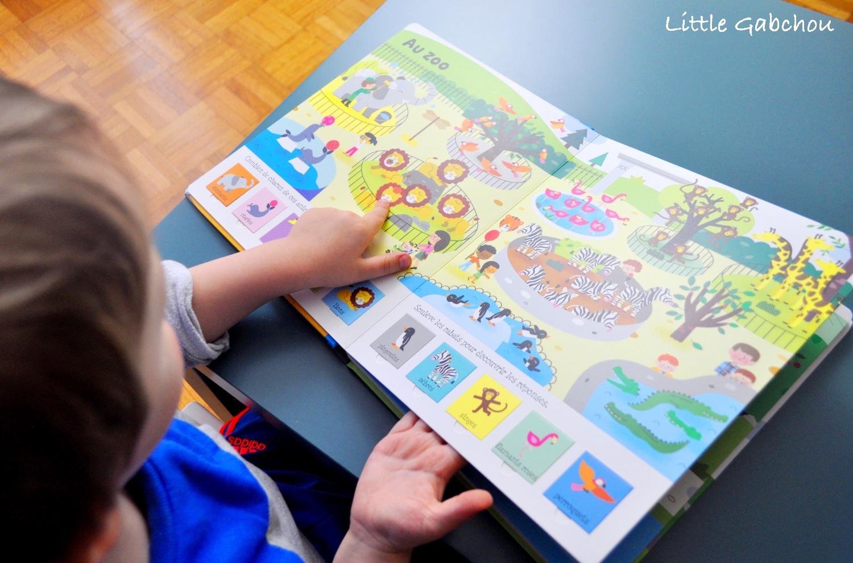 livre éducatif pour apprendre les nombres aux enfants