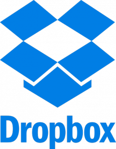 Logo Dropbox : utilisé par Gabchou pour sauvegarder ses photos !