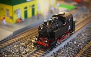Les bons vieux trains électriques