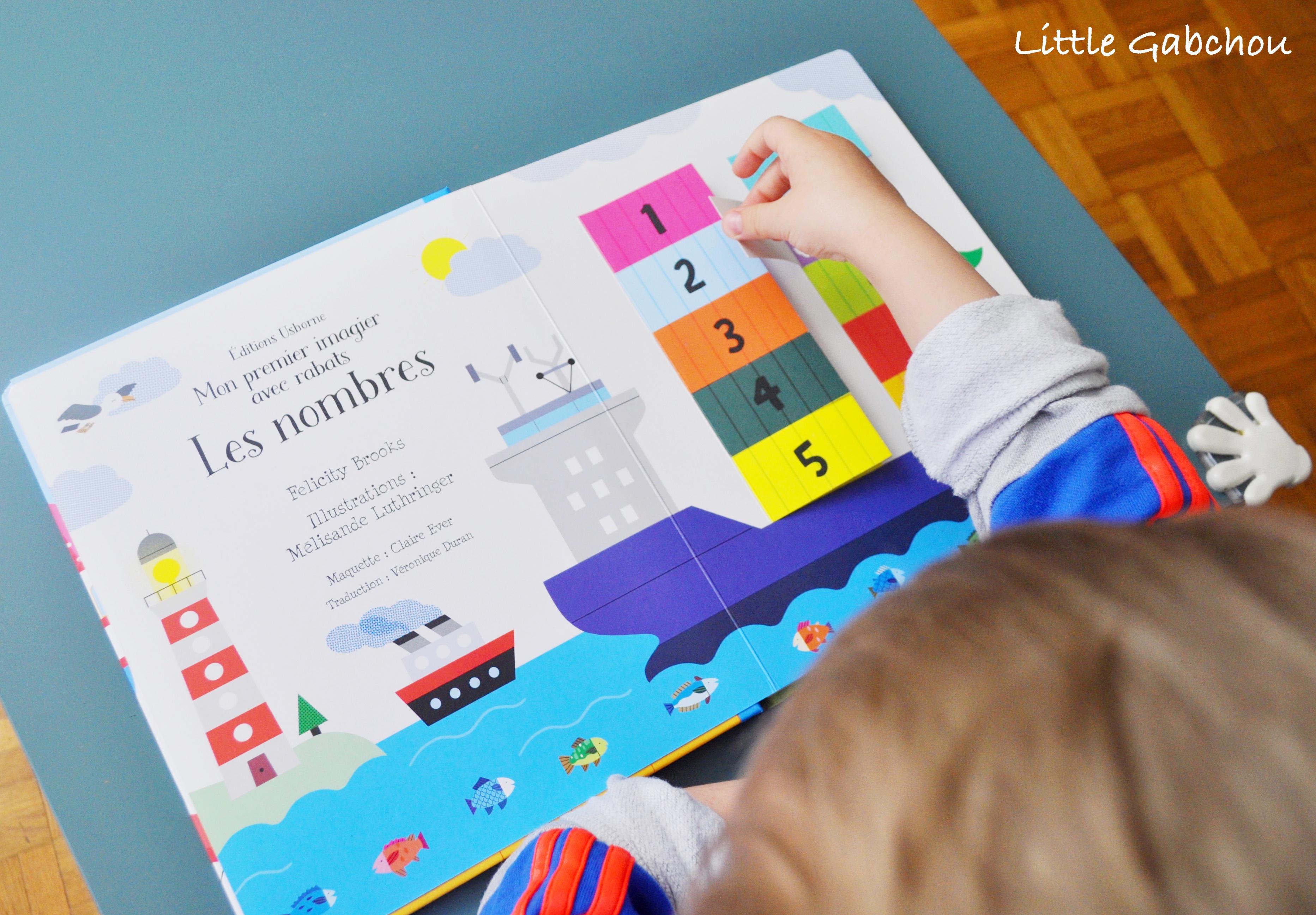 activité enfant apprendre à compter