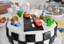 gateau anniversaire Cars Disney Pixar petit garçon