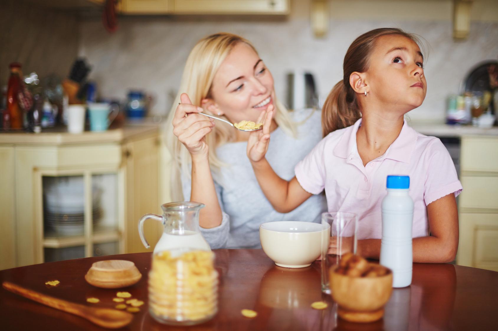 astuces pour faire manger un enfant difficile et capricieux