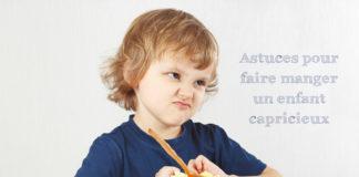 astuces pour faire manger un enfant