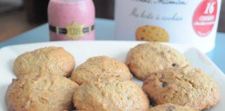Recette cookies vegan pour un goûter sain