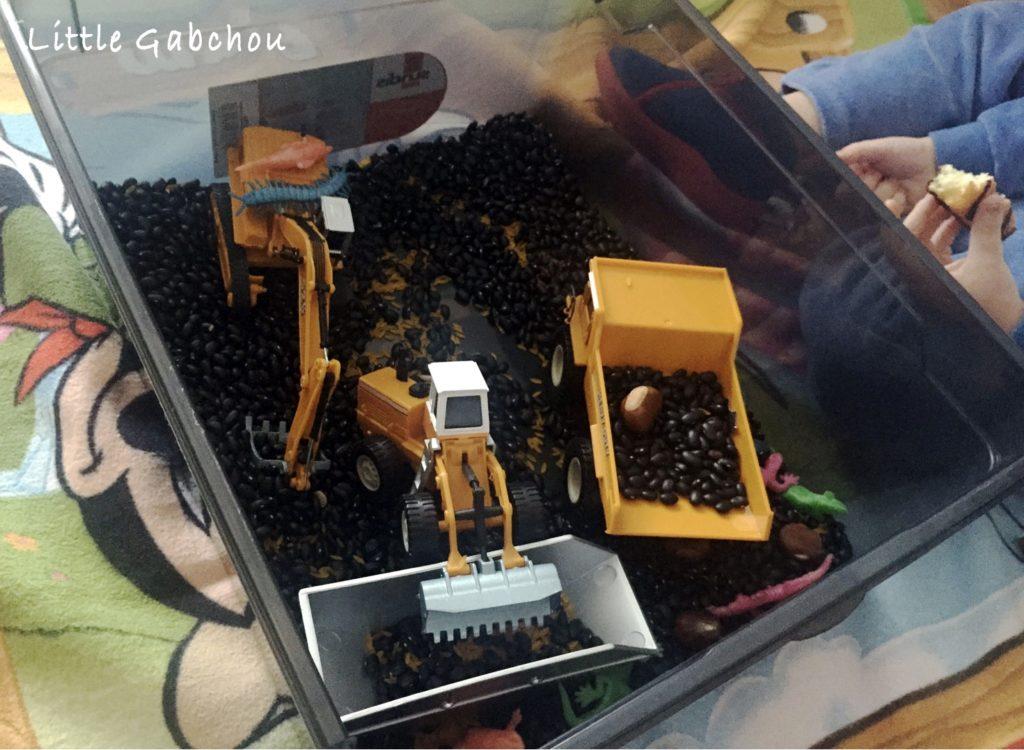 montessori bac-sensoriel-chantier