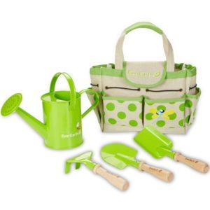 outils de jardinage idée jouet montessori