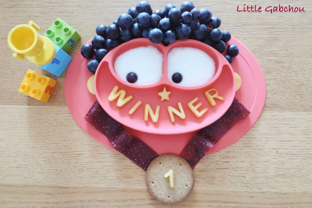 gouter-sain-pour-enfant foodart ezpzfun mini mat