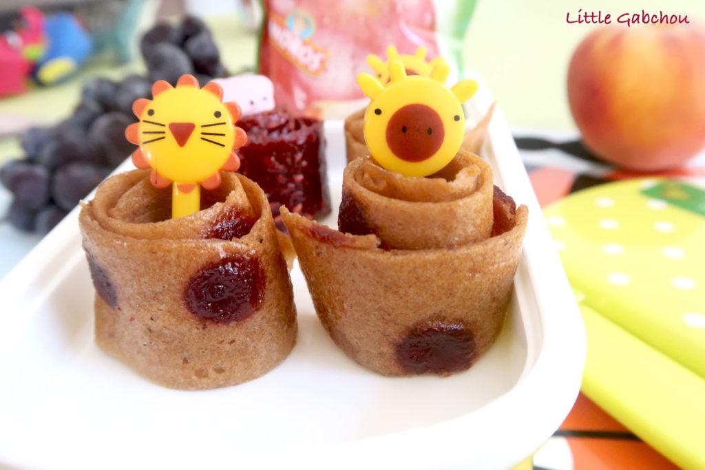 rouleaux de fruits maison fruits roll ups