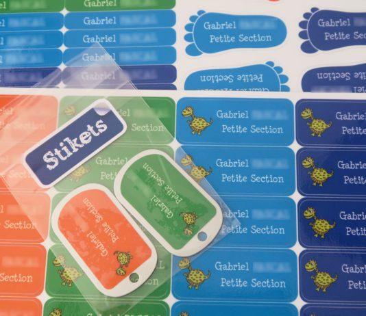 stikets basic pack test avis des étiquettes personnalisées et autocollantes