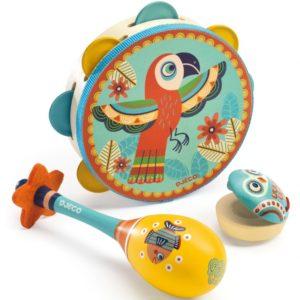 jouets montessori les instruments de musique