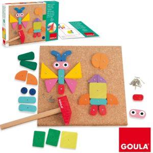 jouets d'inspiration montessori pour enfants 2-3 ans