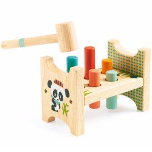 idée cadeau et jouets montessori pour 2-3 ans