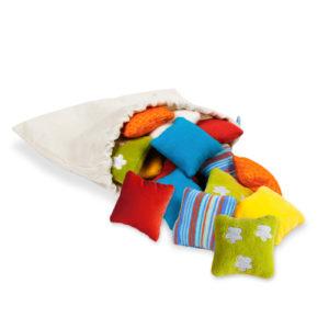 coussins sensoriels idées cadeaux montessori
