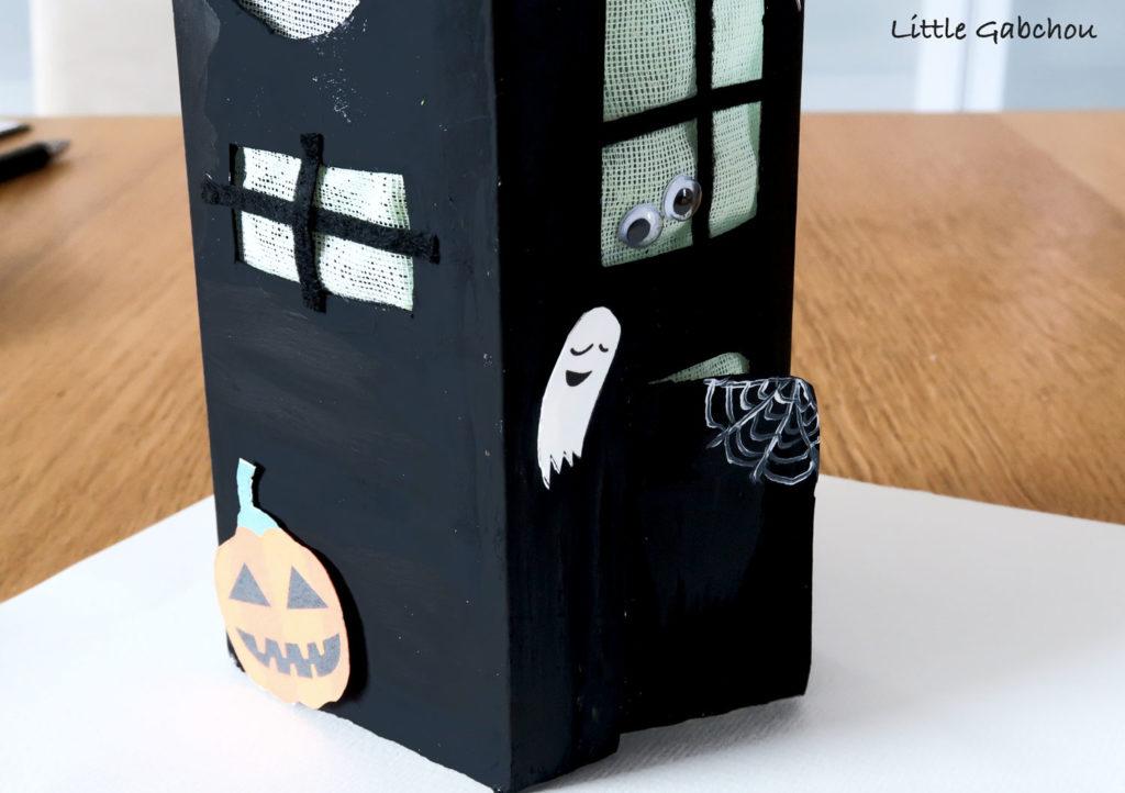 diy-maison-hantee pour Halloween
