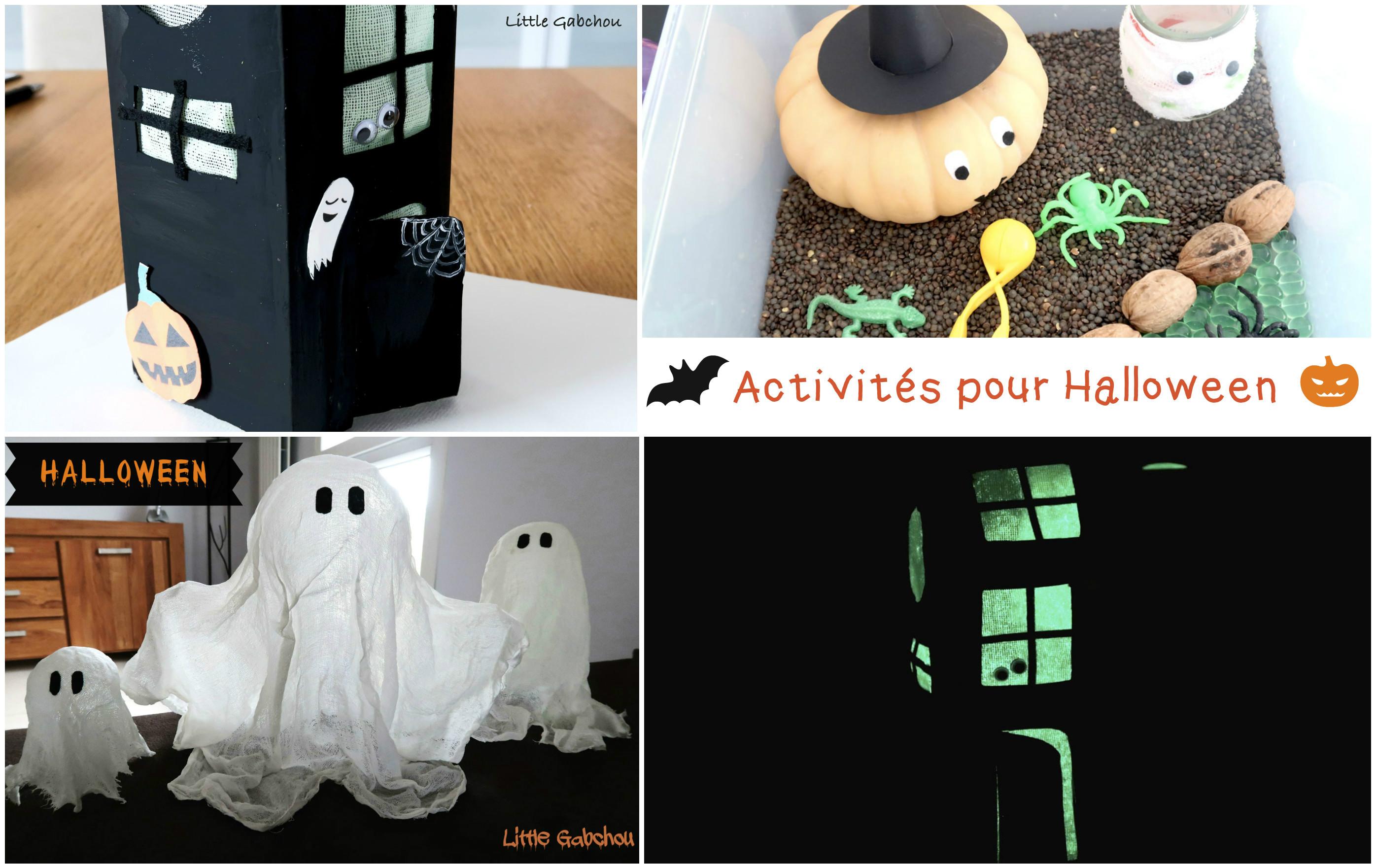 halloween nos id es d 39 activit s faire la maison avec les enfants. Black Bedroom Furniture Sets. Home Design Ideas