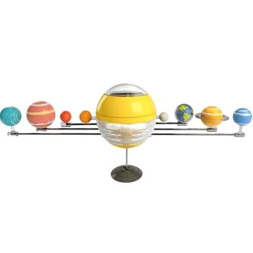 système solaire à créer soi-même jeu enfant scientifique
