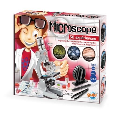 coffret-microscope idée jouet enfant