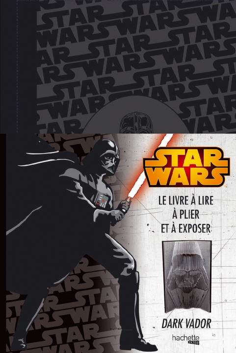 livre origami Star wars idée cadeau