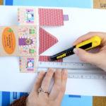 diy calendrier de l'avent maisons à imprimer