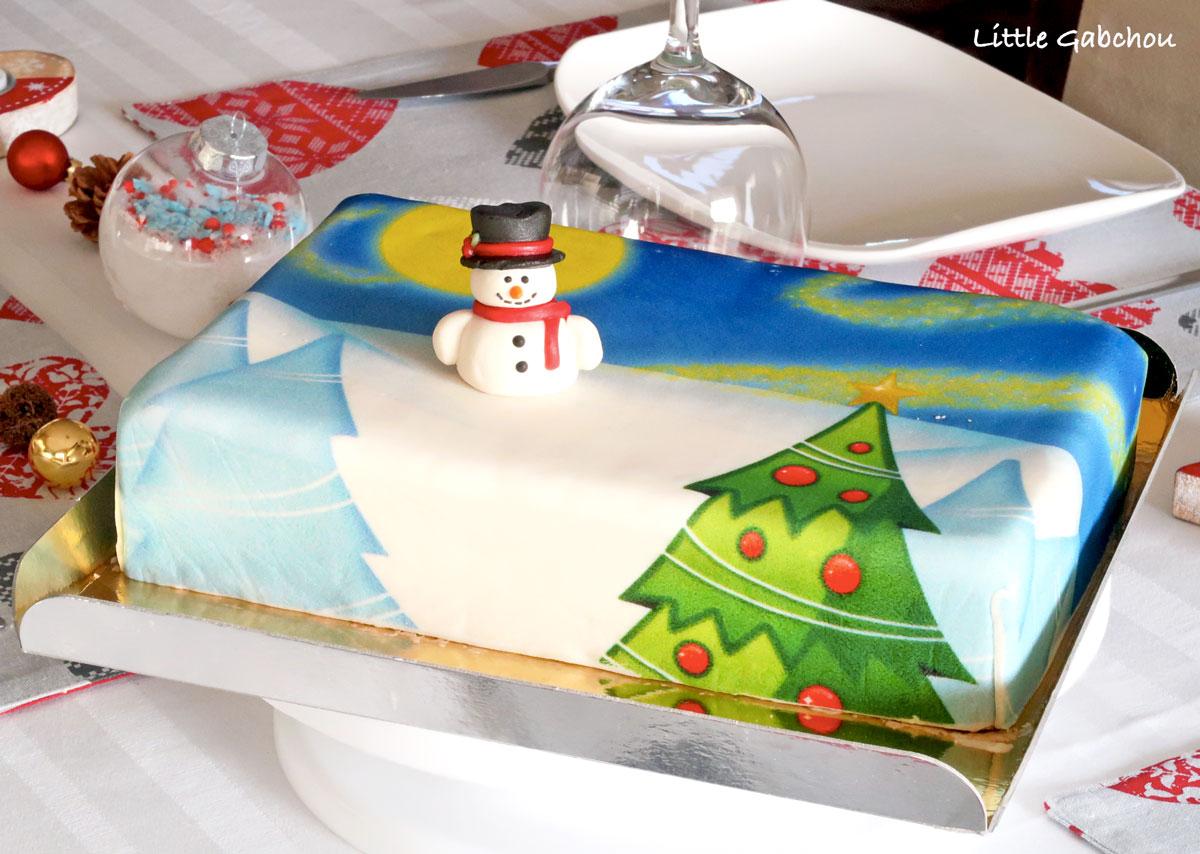 test du site votregateau.fr et de leur gâteau cake design