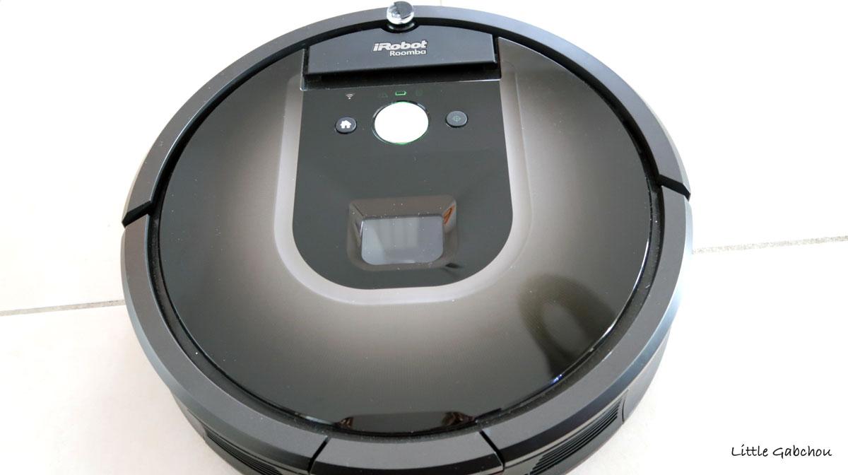 avis et test de Roomba de iRobot