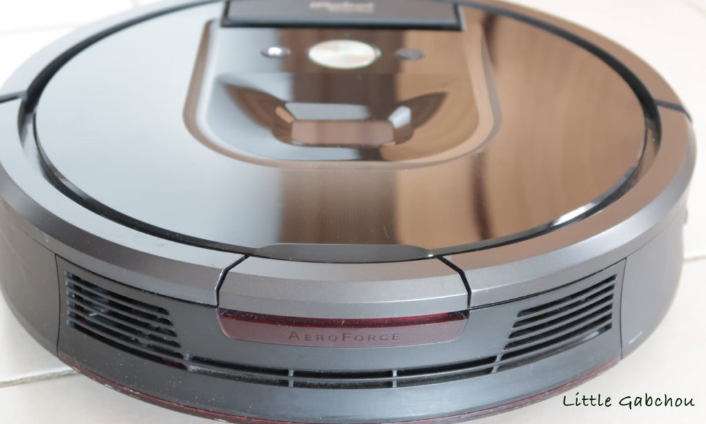 test de roomba 980 de iRobot