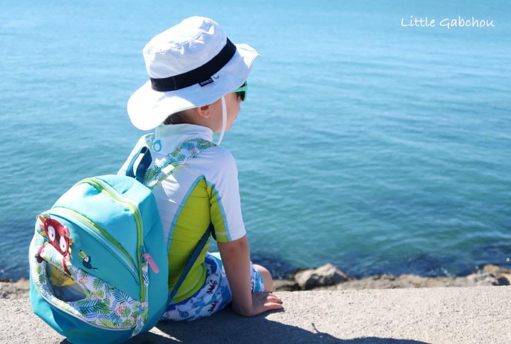 test et avis sac à dos maternelle pour petits de Lilliputiens
