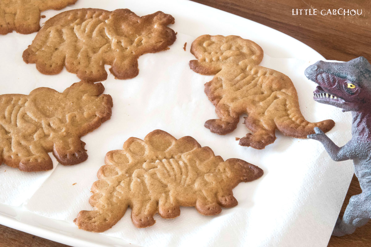 Sugar cookies Dinosaurus