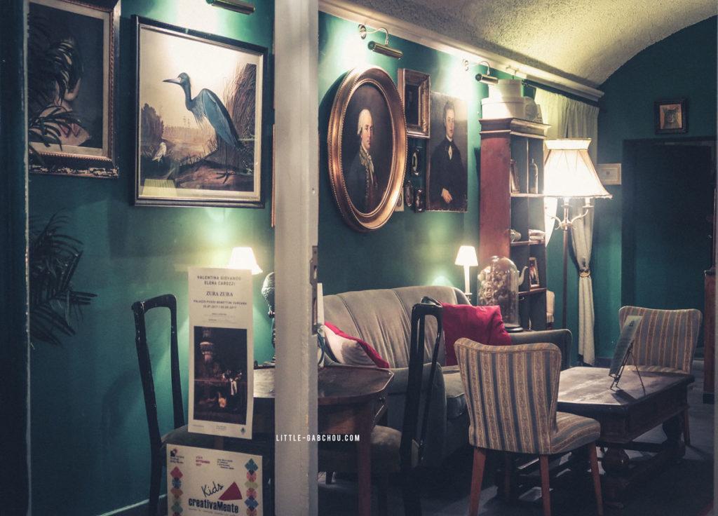 cafés et restaurants sarzana