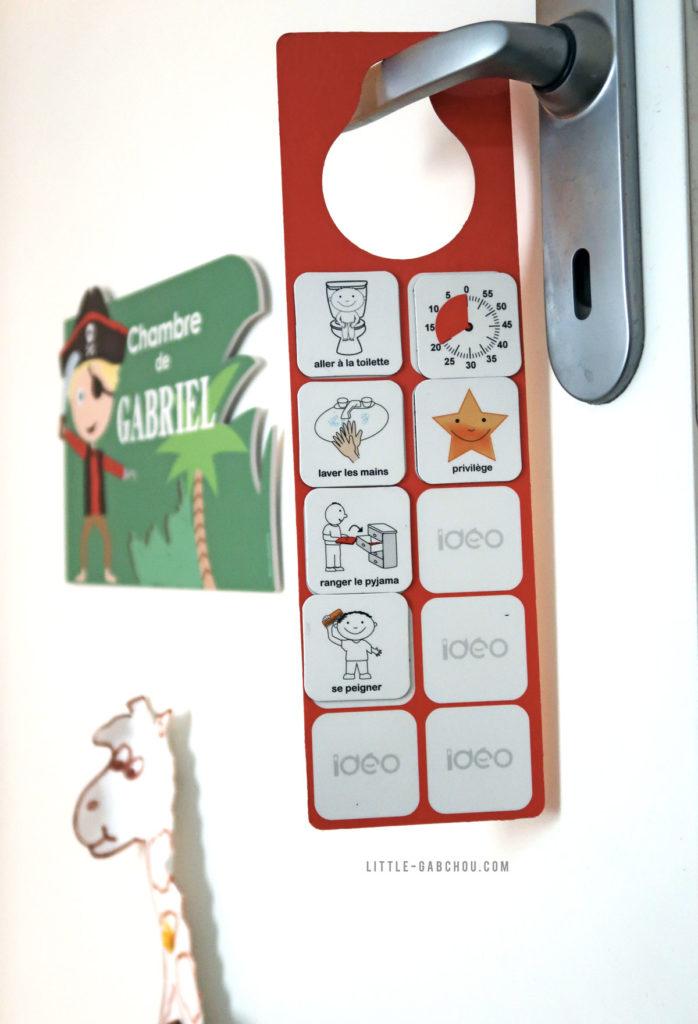 outils montessori les cartes de routine
