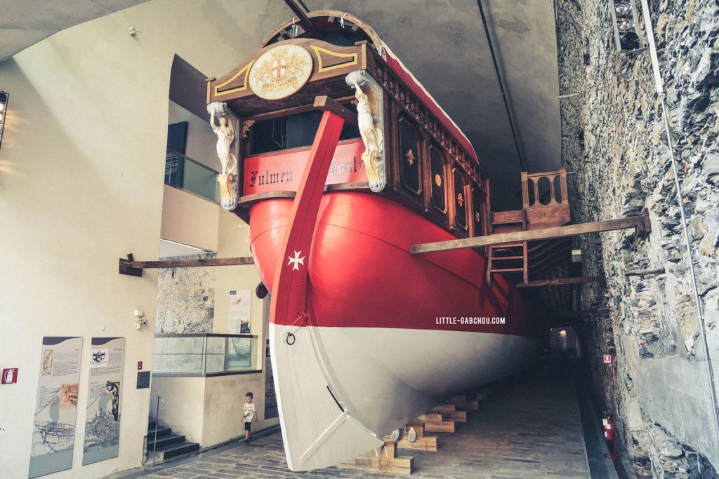 musée Galata à Gênes