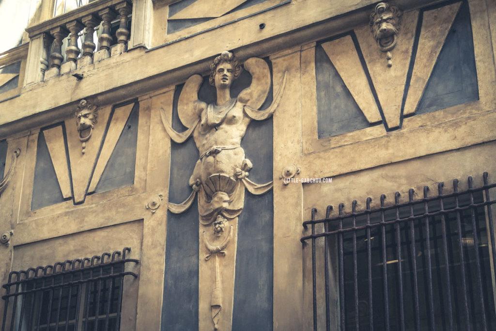 Via Garibaldi et ses palazzo