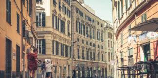 Road trip en Italie en famille - Etape 1: Gênes
