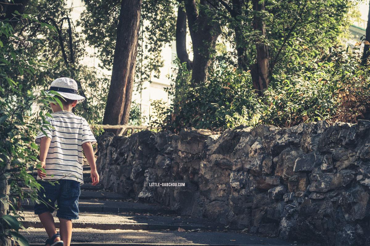 jardins à Gênes