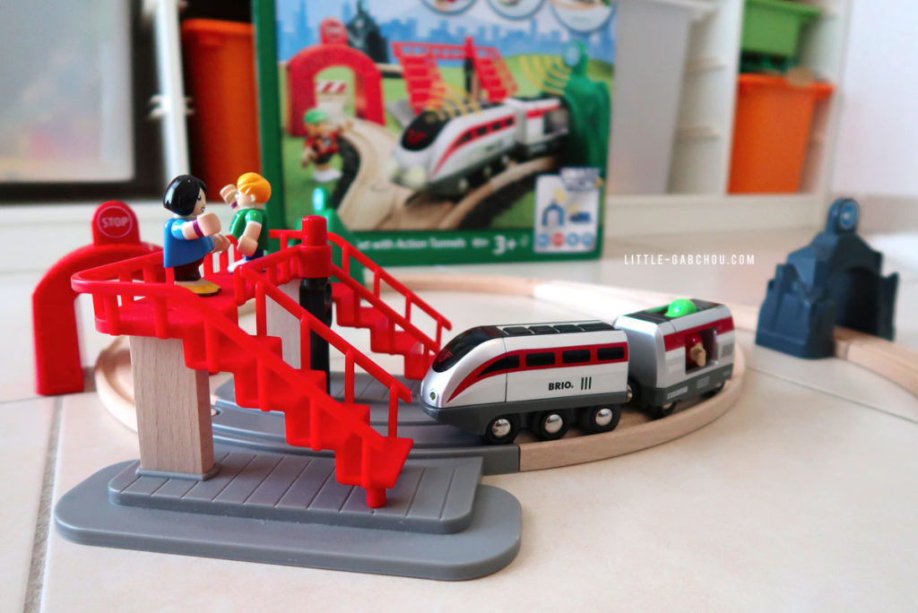 brio world locomotive intelligente Smart Tech