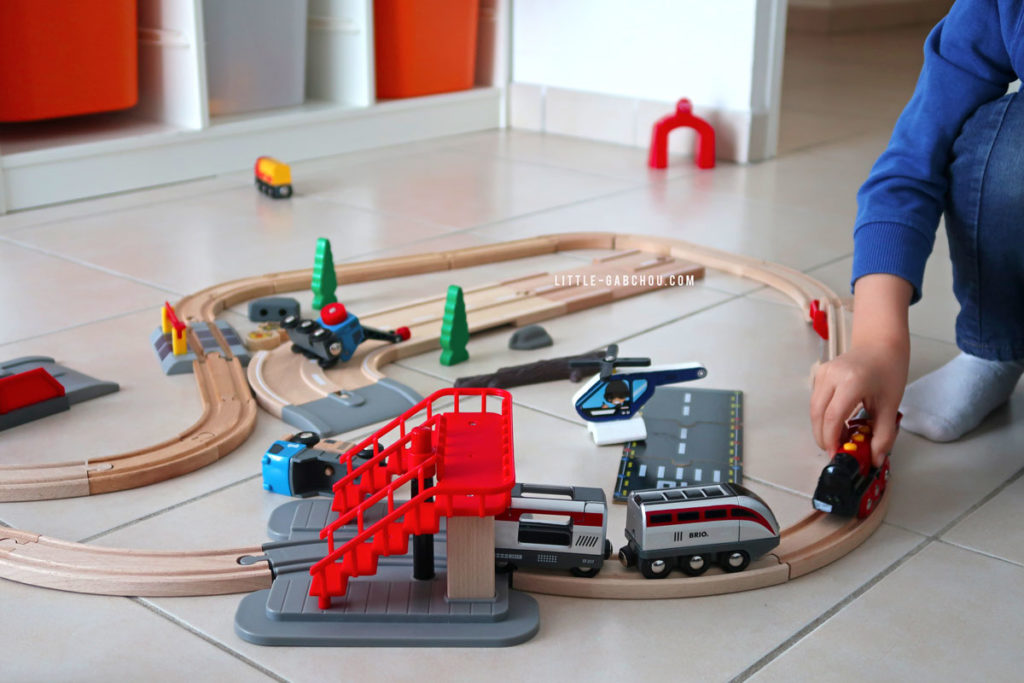test circuit Brio World