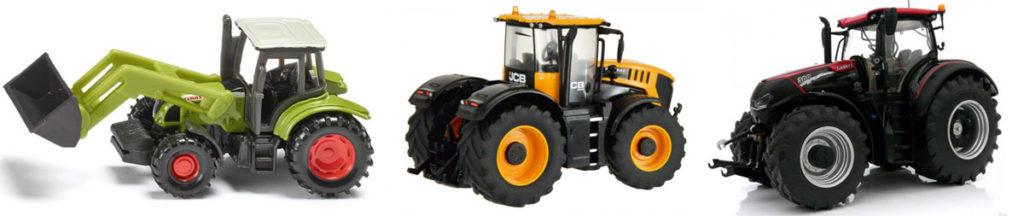 Jouets tracteurs